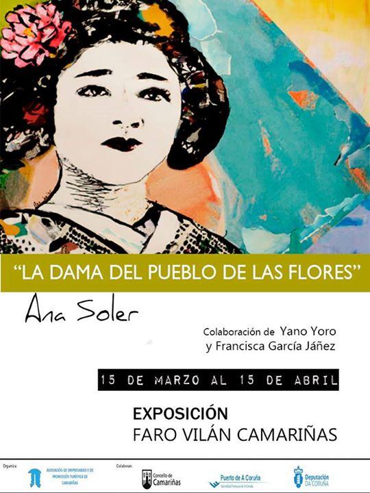 Exposicion Ana Soler
