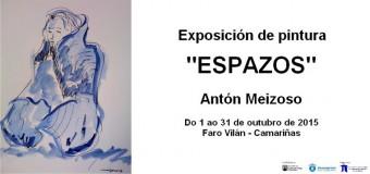 """""""Espazos"""" de Antón Meizoso"""