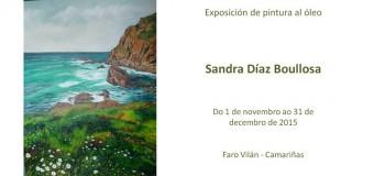 Exposición de pintura al óleo de Sandra Díaz