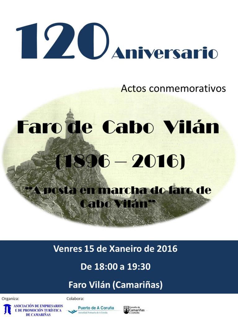 Cartel 120 aniversario