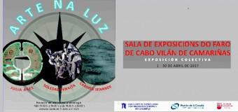 """Exposición colectiva """" Arte na luz"""""""