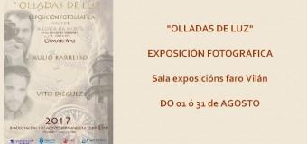 """Exposición fotográfica """"OLLADAS DE LUZ"""""""
