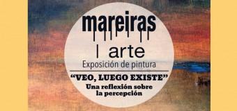 """Exposición de pintura """"Veo, luego existe"""""""