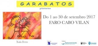 """Exposición de pintura """" Garabatos"""""""