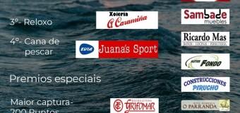 X Campeonato de pesca Camariñas 2018