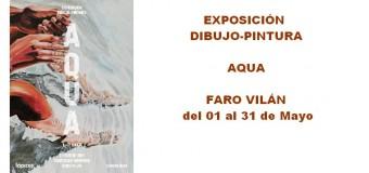 """Exposición """"AQUA"""""""