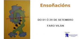 Exposición de pintura «ENSOÑACIÓNS»