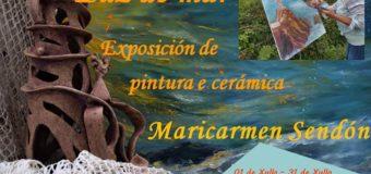 Luz de Mar – Exposición de pintura y cerámica
