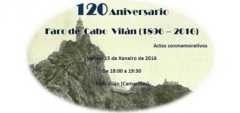 120 aniversario del faro de Cabo Vilán