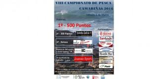 VIII Campeonato de Pesca de Camariñas