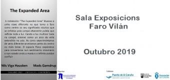 Exposición «The expanded Area»